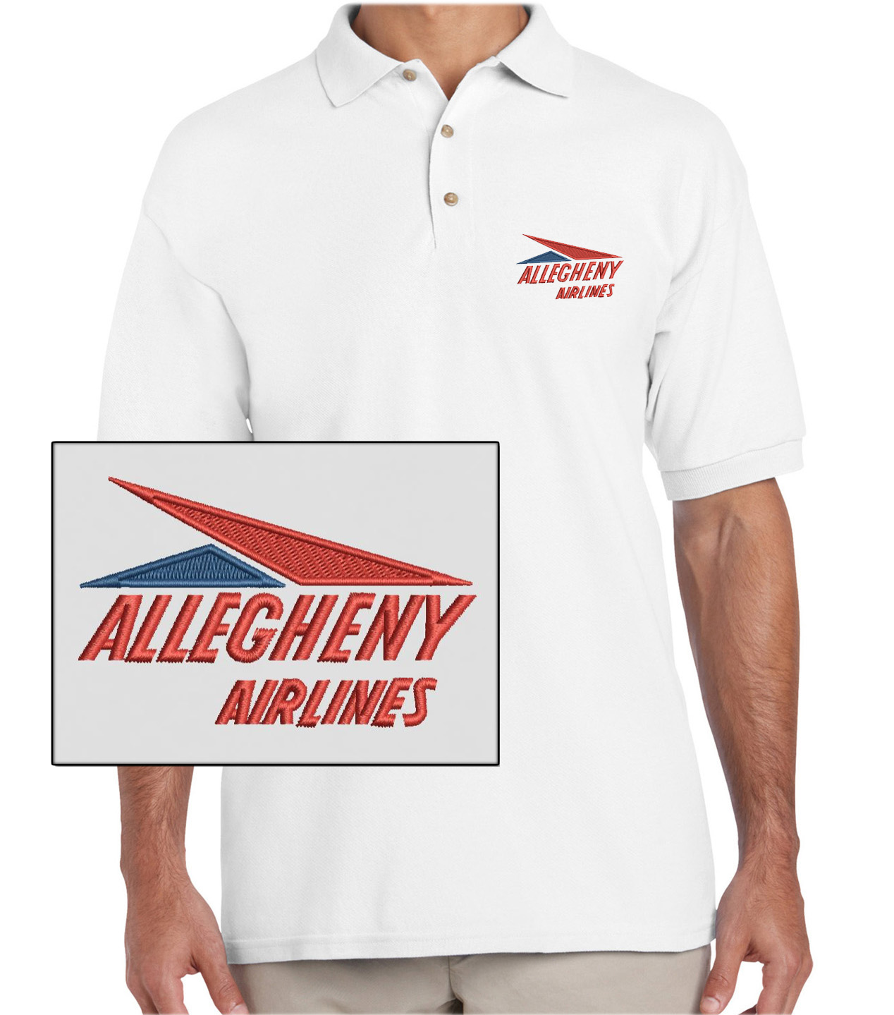 Allegheny Polo Shirt