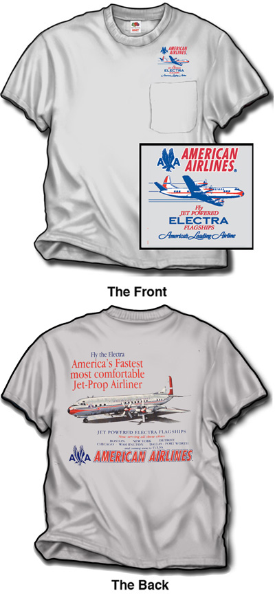 American Electra POCKET Shirt!