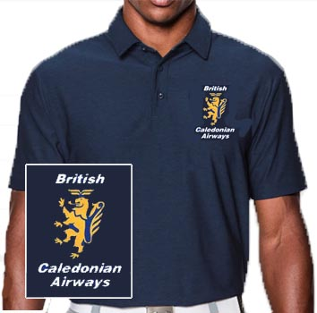 British Caledonian Polo Shirt