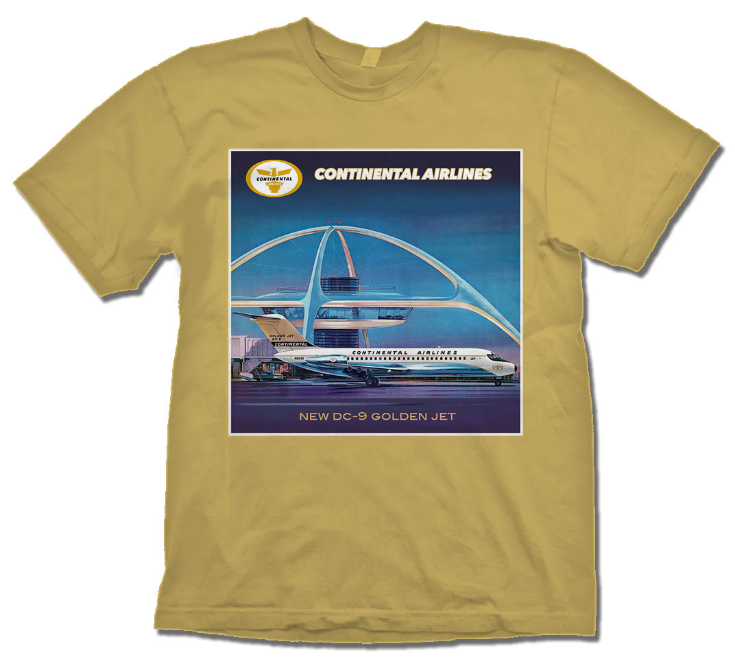 Continental Golden Jet DC-9
