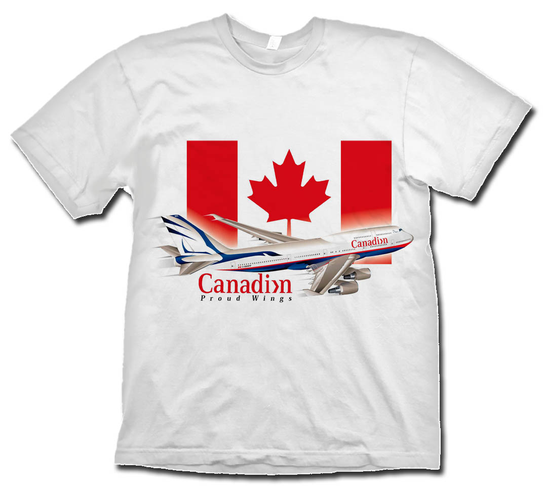 Canadian 747-400