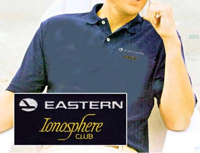 Eastern Ionosphere Club Polo!