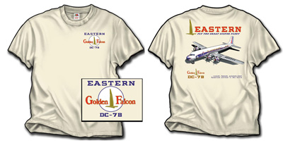 Eastern Golden Falcon DC-7
