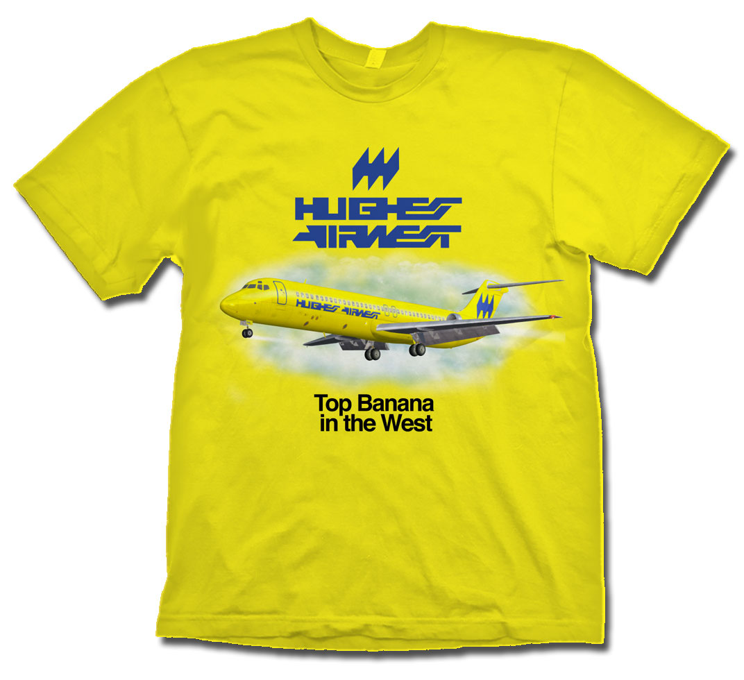 Hughes Air West DC-9 (new version).