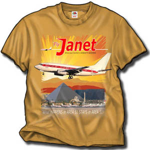 Janet Airlines B-737