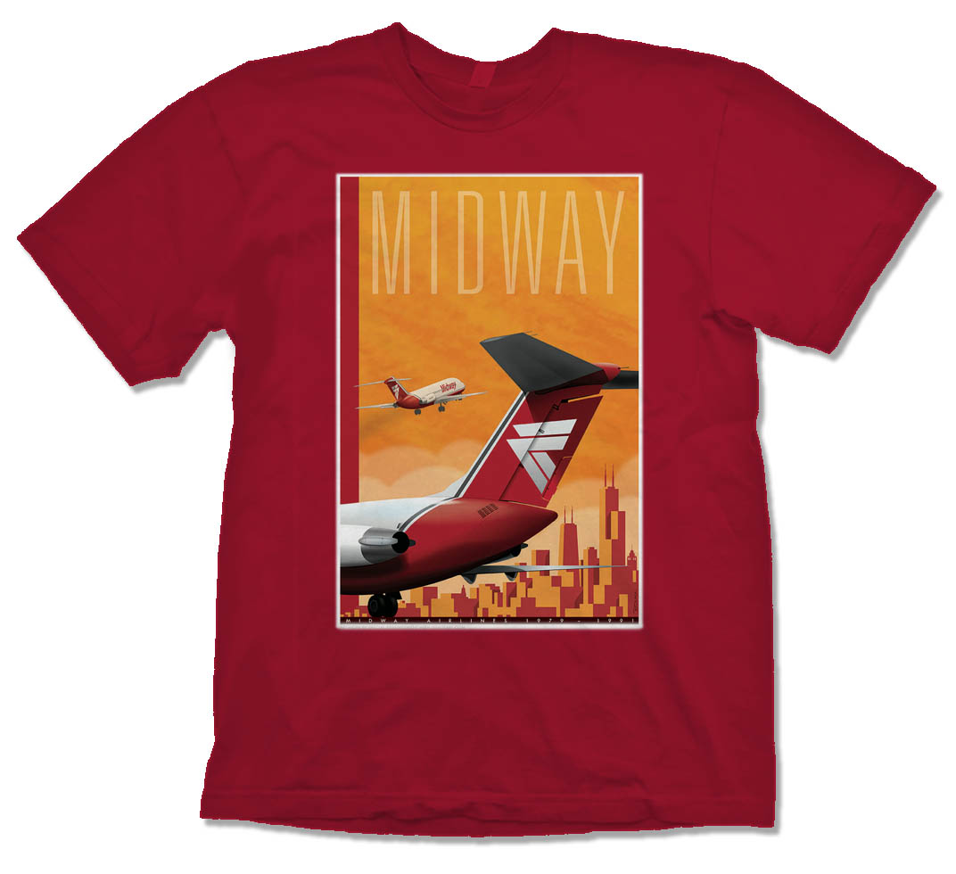 Midway Airlines Tribute