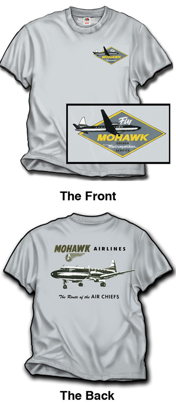 Mohawk Convair 440! (old version)