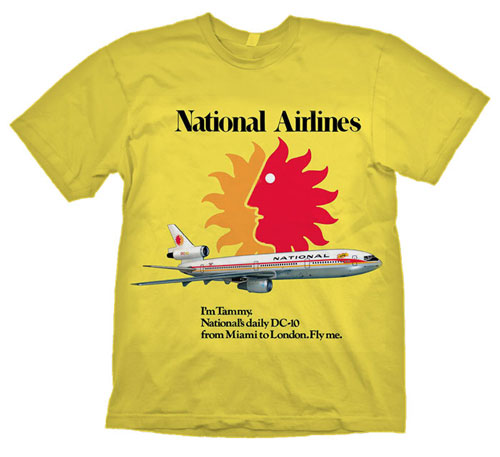 "National ""Sun King"" DC-10"