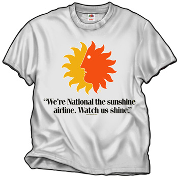"National ""Watch Us Shine"" Mens Shirt"