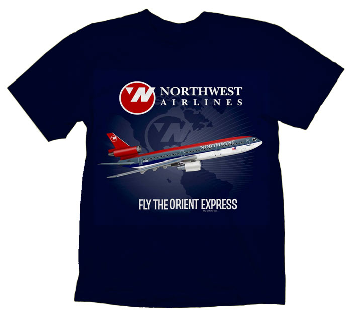 Northwest DC-10