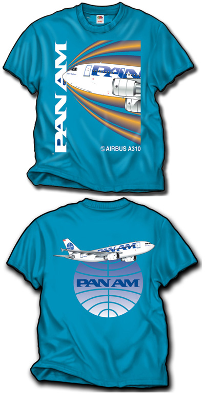 Pan Am Airbus!