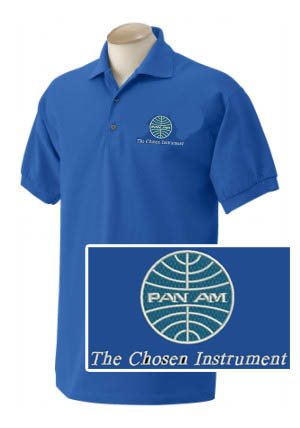 Pan American Polo Shirt