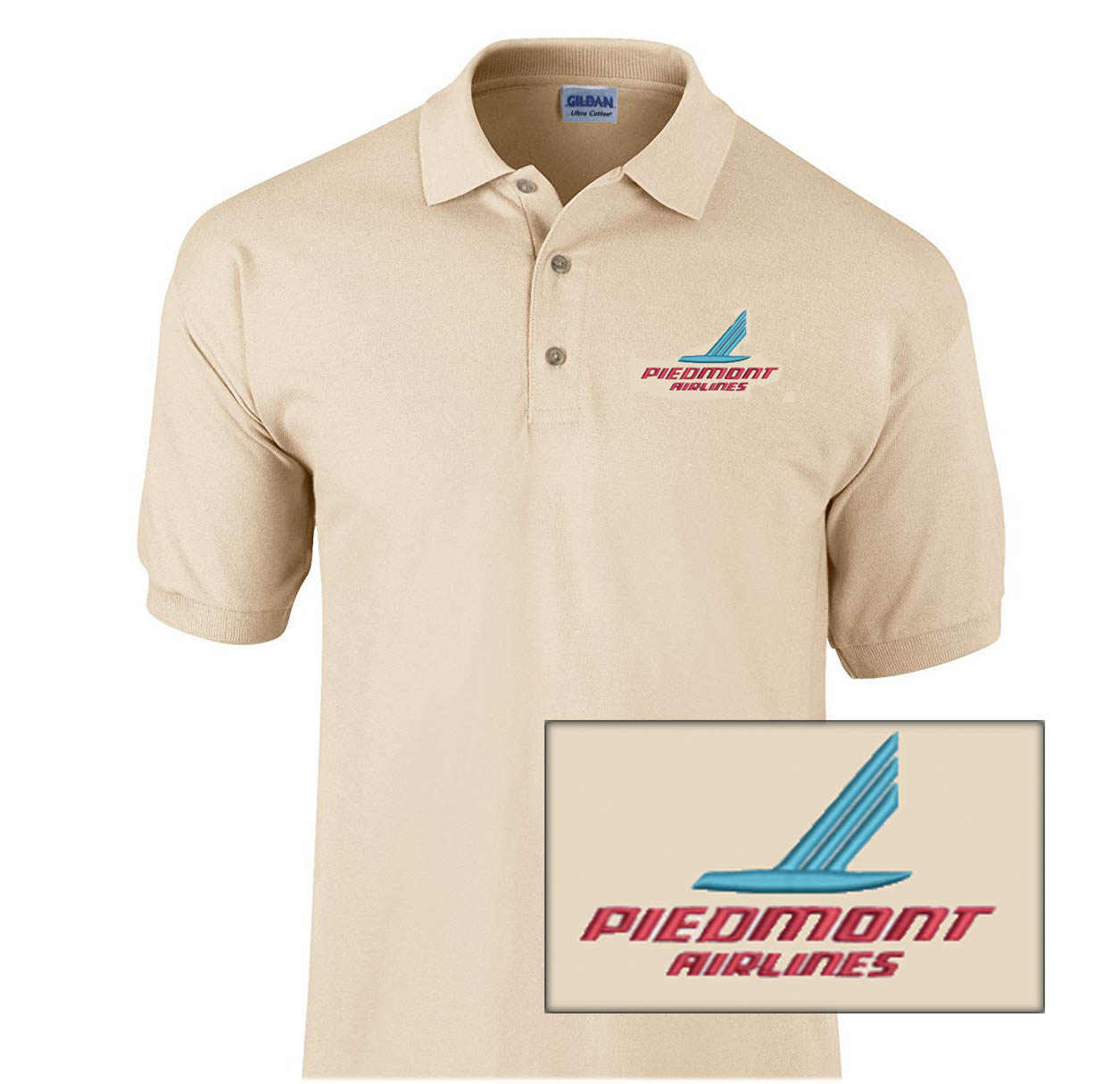 Piedmont Polo Shirt!