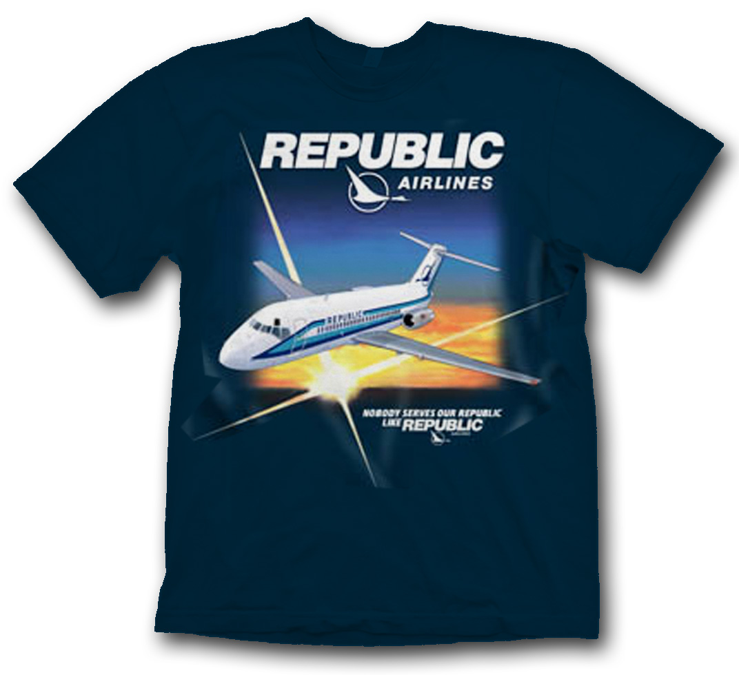 Republic DC-9-10