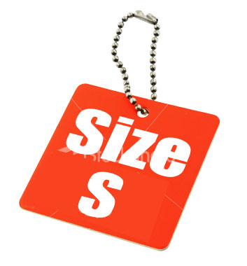 Small Sizes