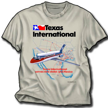 Texas International DC-9