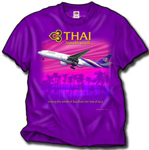 Thai B-777 shirt (new livery).