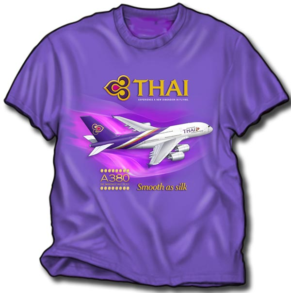 Thai Airways A-380