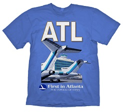 Eastern Airlines in the ATL